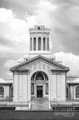 Photograph - Carnegie Mellon University Hamerschlag Hall Main  by University Icons