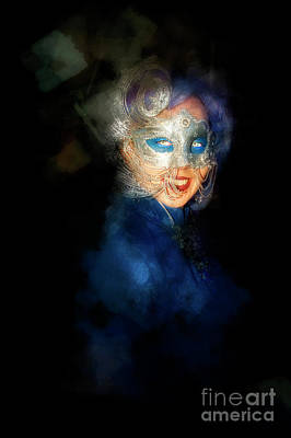 Photograph - Carnival Beauty by Jack Torcello