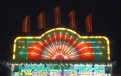 Photograph - Carnival Games by Margie Avellino