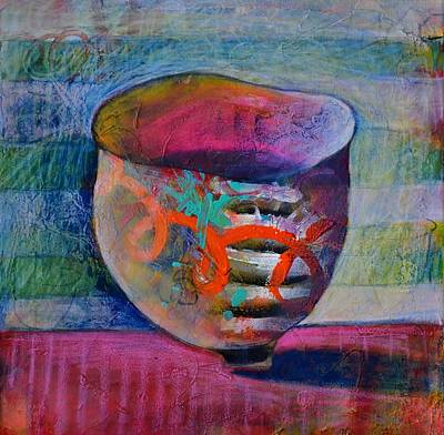 Painting - Carnival Glass #2 by Rosemary Healy
