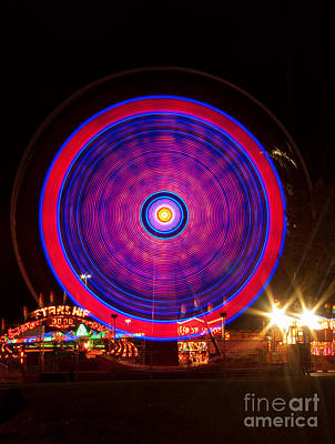 Carnival Hypnosis Art Print by James BO  Insogna