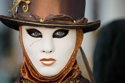 Photograph - Carnival In Brown by Stefan Nielsen