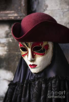 Volto Photograph - Carnival Of Venice by John Greim