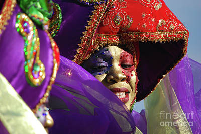 Photograph - Carnival Personified by Heather Kirk
