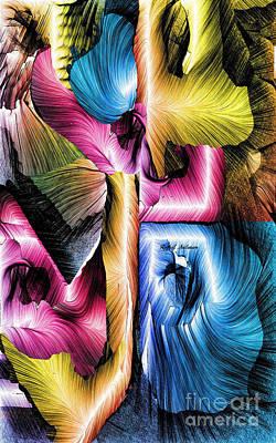 Digital Art - Carnival by Rafael Salazar