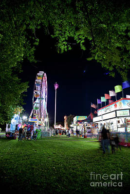 Photograph - Carnival Time by Butch Lombardi