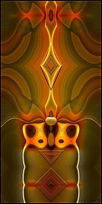Carnivale IIi Art Print by Daniel G Walczyk
