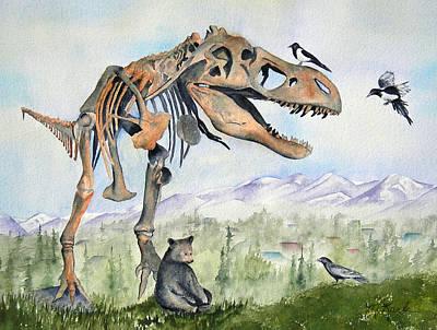 Carnivore Club Art Print
