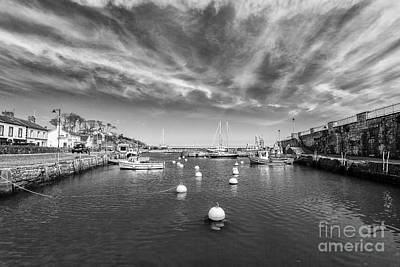 Photograph - Carnlough Harbour by Jim Orr