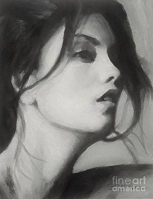 Carol Art Print by Robert Tillotson