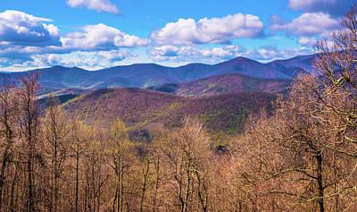 Photograph - Carolina Blue Ridge II by Steven Ainsworth
