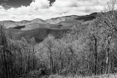 Photograph - Carolina Blue Ridge IIi by Steven Ainsworth