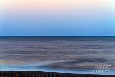 Photograph - Carolina Blue Sunrise by Elvis Vaughn