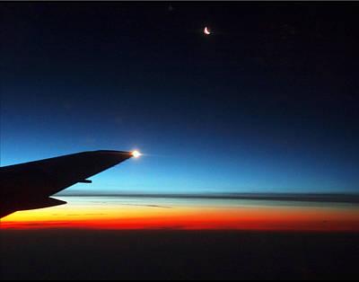 Photograph - Carolina Sunrise by Roger Bester