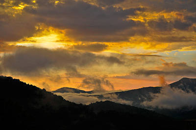 Photograph - Carolina Sunset by Ginger Wakem