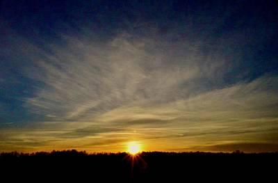 Walter Gantt Wall Art - Photograph - Carolina Sunset by Walter Gantt