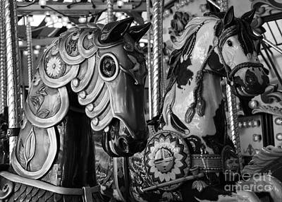 Photograph - Carousel Beauty Salem Oregon 11  by Bob Christopher