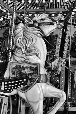 Photograph - Carousel Beauty Salem Oregon 12  by Bob Christopher