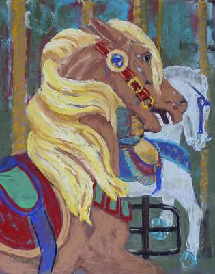 Carousel Original by Carol Bower