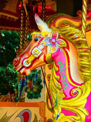 Carousel Horse London Alfie England Original