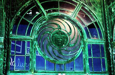 Photograph - Carousel House Asbury Park Nj by Elsa Marie Santoro