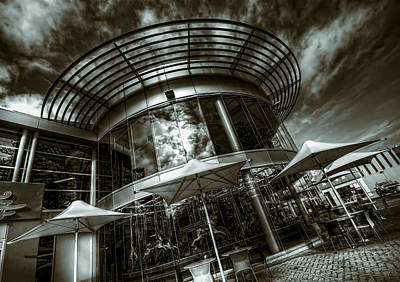 Photograph - Carousel  by Wayne Sherriff