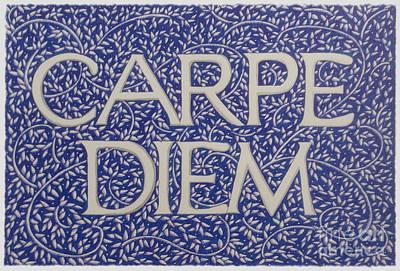 Carpe Diem Light Blue Original