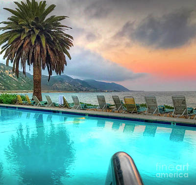 Photograph - Carpinteria California by David Zanzinger