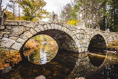 Photograph - Carr Bridge by Robert Clifford