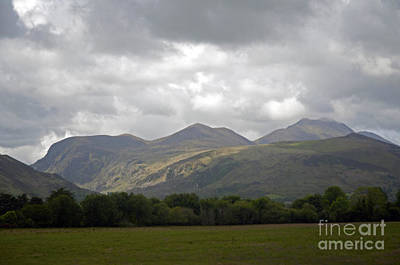 Photograph - Carrauntoohil Mountain by Cindy Murphy - NightVisions