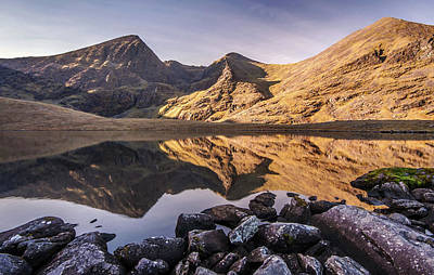 Photograph - Carrauntoohill Ireland's Tallest Mountain by Pierre Leclerc Photography