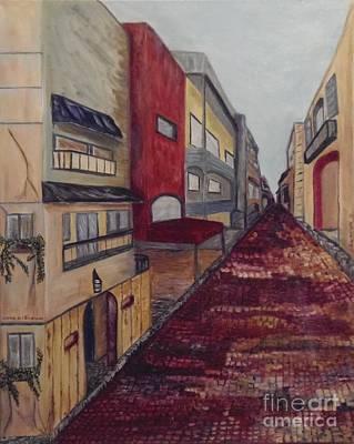 Painting - Carrer De L'esperanca by Isabel Honkonen