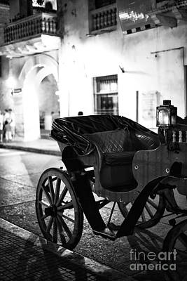 Photograph - Carriage In Cartagena by John Rizzuto