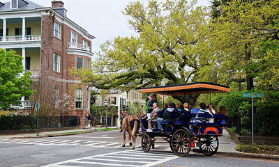 Photograph - Carriage Rides by Jill Lang