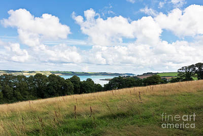 Photograph - Carrick Roads From Greatwood by Terri Waters