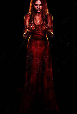 Horror Movies Digital Art - Carrie 2013 by Unknow