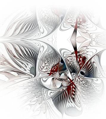 Abstract Digital Art - Carried by Issabild -
