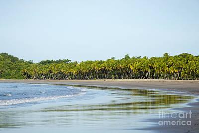 Landscape Photograph - Carrillo Beach by Oscar Gutierrez