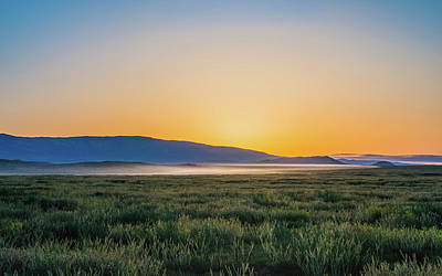 Luis Photograph - Carrizo Plain by Joseph Smith