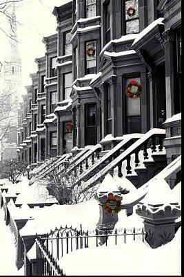 Carroll Street Art Print