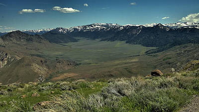 Photograph - Carson Valley 2 by Michael Gordon