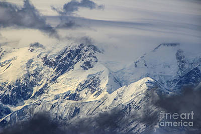 Photograph - Carson's Ridge Alaska by Joann Long