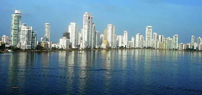 Photograph - Cartagena 2 by Ron Kandt