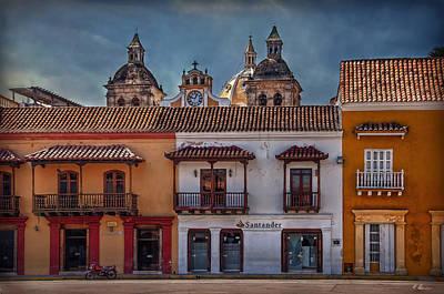 Photograph - Cartagena De Indias by Hanny Heim