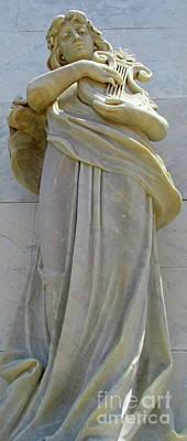 Photograph - Cartagena Sculpture 10 by Randall Weidner