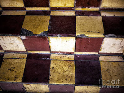 Photograph - Cartagena Tiles by John Rizzuto