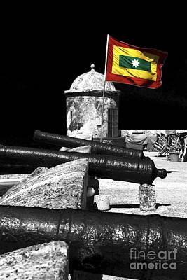 Photograph - Cartagena Walled City by John Rizzuto