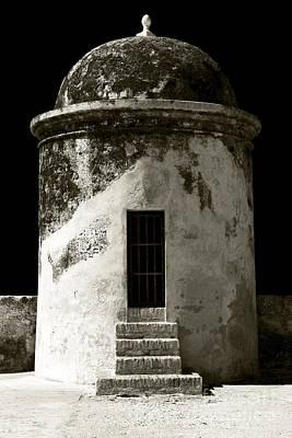 Photograph - Cartagena Watchtower by John Rizzuto