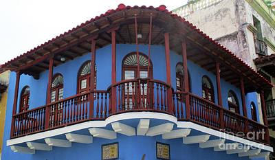 Photograph - Cartagena Windows 11 by Randall Weidner
