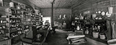 Carter Country Store - 2 Art Print